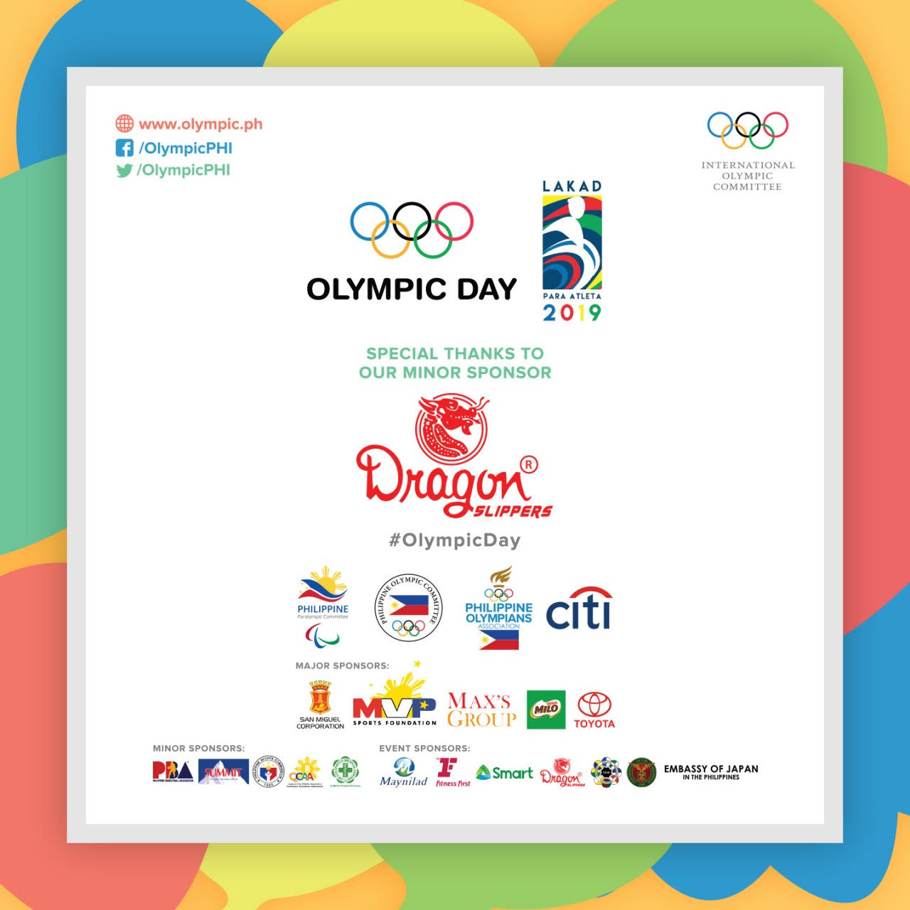 POC Olympic Day